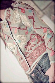 Tenun Jacket #songket bali #indonesia