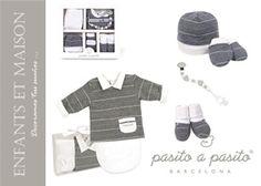 Precioso set para la primera puesta del bebé #SorteosActivos #sorteamus Sorteo por @Enfants et Maison www.enfantsetmaison.com