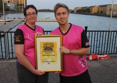 Comedian Russell Howard took on a new challenge for his latest television appearance – all thanks to Chorley-born Ellie Finnigan.