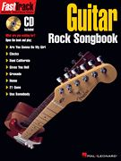 FastTrack Guitar Rock Songbook (Softcover with CD)