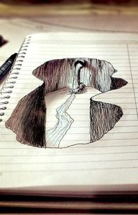 I thought this, or something like it might be really cool for you to draw @darksunshine