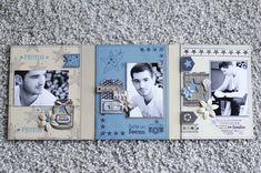 Mini album Ma star à moi (6) de PATMIAOU : belle idée de mini : http://patmiaou.canalblog.com/archives/2014/10/19/30797659.html