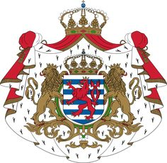 Coat of arms of Luxembourg - Luxembourg - Wikipedia, the free encyclopedia
