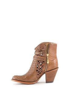Love this cowgirl boot!! Perfect color for just about any look.