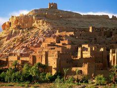 El Badi Palace.Marrakech.Morocco