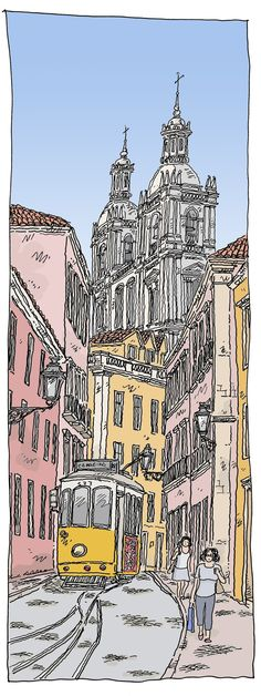 https://flic.kr/p/qxE52P | Portugal, Lisbon, Alfama | Portugal, Lisbonne, Alfama; 20-06-2014