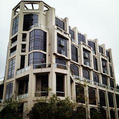"@einarrice's photo: ""#highrise #building #architecture #architectureporn #glass #window #windows #reflection #sky"""