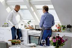Homeplaza - Kunststoff-Rahmen mit Holzkern sind langlebig und pflegeleicht - Fenster speziell für Feuchträume