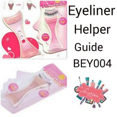 Saya menjual Eyeliner Helper Guide /Alat bantu pakai eye liner - BEY004 seharga Rp27.000. Dapatkan produk ini hanya di Shopee! https://shopee.co.id/larisastore/10662517 #ShopeeID