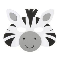 This Foamies® Zebra Mask is perfect for dress-up play, zoo and animal themed birthday parties and much more! 1 piece per package. Tween Party Games, Princess Party Games, Bridal Party Games, Graduation Party Games, Birthday Party Games For Kids, Birthday Parties, 21st Party, Sleepover Party, Birthday Crafts