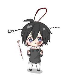 埋め込み Anime Oc, Anime Chibi, Kawaii Anime, Anime Guys, Chibi Boy, Cute Chibi, Vocaloid, Manga, Fire Emblem