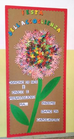 Accoglienza Diy Birthday, Birthday Cards, First Day Of School Pictures, Diy And Crafts, Crafts For Kids, Birthday Gifts For Grandma, School Doors, Chores For Kids, Class Decoration