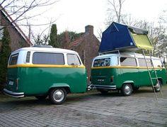 VW Bus - Wat een combinatie!
