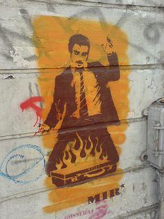 MIR Street Art