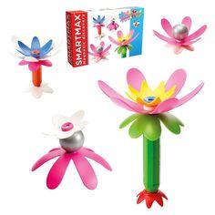 fdfade27d77 SmartMax Flower Power, Magnetic Building Set Peuter Cadeautjes, Bloemen  Maken, Flower Power,