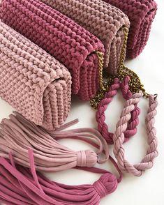 В цвета нельзя не влюбиться Все описание под предыдущей серией фото #onlymyknitting #пряжаspagetti #пряжаспагетти #пряжалента…