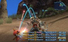 Final Fantasy XII - PS2 Final Fantasy Xii, Finals, Games, Final Exams, Gaming, Plays, Game, Toys