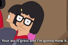 I Think Tina Beltcher Is My Spirit Cartoon Character  24 Pics