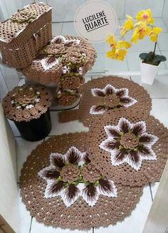 Crochet Shorts, Crochet Clothes, Crochet Flower Patterns, Crochet Flowers, Knitting Patterns, Cotton Crochet, Crochet Doilies, Crochet Rugs, Crochet Home Decor