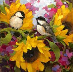 Krista Eaton Gallery of Original Fine Art Watercolor Bird, Watercolor Paintings, Painting Art, Watercolor Portraits, Watercolor Landscape, Abstract Paintings, Art Paintings, Pumpkin Canvas Painting, Canvas Art