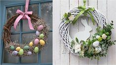 Grapevine Wreath, Grape Vines, Diy And Crafts, Wreaths, Spring, Easter Decor, Homemaking, Home Decor, Google