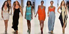 Summer 2014 Fashion Trends | Anna Kosturova, Vix Paula Hermanny, Naila, L*Space By Monica Wise (4,5 ...