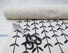fantastic fabric from Skinny Laminx! i can think of lots of projects this fabric would be perfect for.