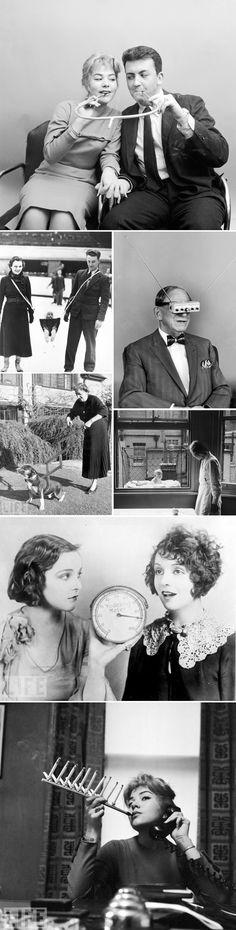 Vintage Inventions = Hilarious
