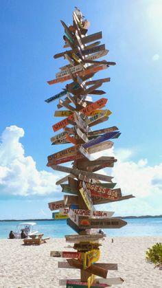 Stocking Island, Exumas