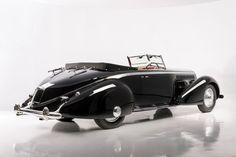 1936 Lancia Astura Convertible Bocca (Pinin Farina)