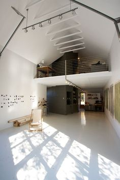 Cool garage design