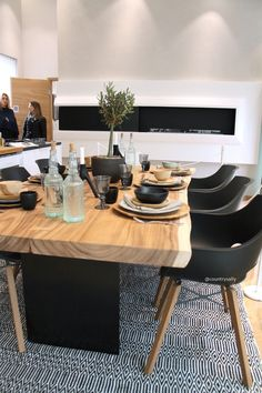 ASUNTOMESSUT 2016: TYYLIKKÄÄT - Sally's Conference Room, Dining Table, Furniture, Home Decor, Dinning Table, Meeting Rooms, Interior Design, Dining Rooms, Home Interior Design
