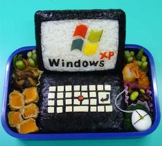 Most creative tech/food idea we have ever seen!