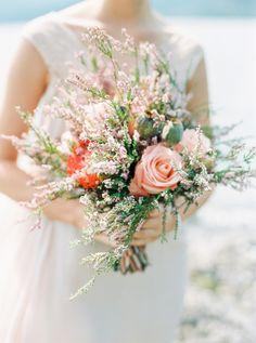 Überromantische Brautlooks für jede neumodische Braut von Birgit Hart Fotografie