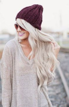 Be With Style hairstyles - #blond