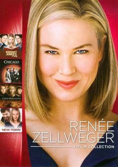 Renee Zellweger 4-Film Collection [4 Discs] [DVD]