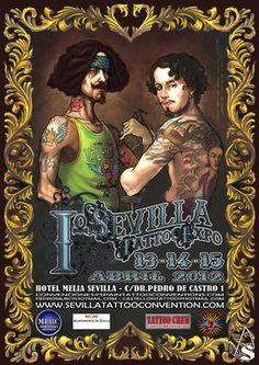 1º Sevilla Tattoo Convention | Tattoo Filter. Tattoo Filter is a tattoo community, tattoo gallery and International tattoo artist, studio and event directory.