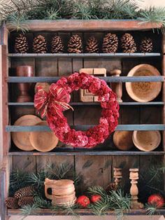 Holiday Decorating Ideas - Country Christmas Decorations - Country Living#slide-1#slide-1#slide-1