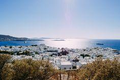 {Destination wedding} Mykonos Greek Island Wedding // Julie + Dave » Anna Pumer Photography