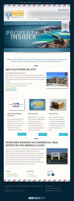 newsletter design - Google Search