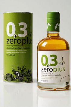 Zero Plus Olive Oil