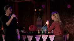 """Christy Altomare and Derek Klena - """"At The Beginning"""" (The Broadway Princess Party) - YouTube"""