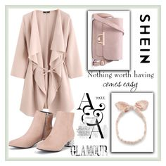 """""""#Shein 5"""" by kristina779 ❤ liked on Polyvore featuring WALL"""