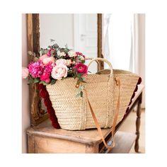 """SÉZANE: """"Oh le beau panier en fleurs  A découvrir dans notre nouvelle collection Printemps"""