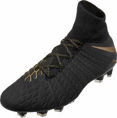 Nike Hypervenom Phantom III - Black Metallic Vivid Gold - SoccerPro.com 1e7276c52b287