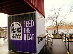 Taco Bell Builds Its First Shipping Container Store   Co.Design   business + design