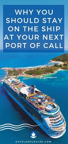 Why You Should Stay on Royal Caribbean Cruise Ship in Best Cruise, Cruise Port, Cruise Travel, Cruise Vacation, Vacations, Royal Cruise, Royal Caribbean Cruise, Cruise Excursions, Cruise Destinations