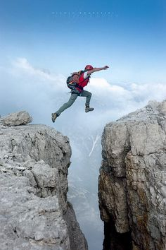 the jump by Nicola Bombassei on 500px
