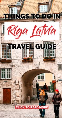 What to do for a weekend in Riga Latvia? This 2 days in Riga itinerary has the best things to do in Riga, art nouveau buildings, House of the Blackheads Backpacking Europe, Europe Travel Guide, Travel Guides, Travel Destinations, Travel Advice, European Destination, European Travel, Visit Riga, Europe On A Budget