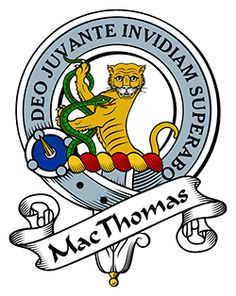 MacThomas Family Crest apparel, MacThomas Coat of Arms gifts